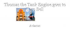 Thomas the Tank Engine goes to Taco Bell