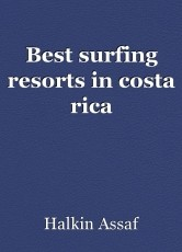 Best surfing resorts in costa rica