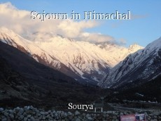 Sojourn in Himachal