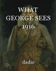 WHAT GEORGE SEES 1916