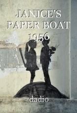 JANICE'S PAPER BOAT 1956