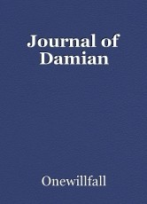 Journal of Damian