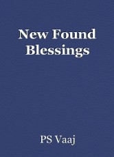 New Found Blessings