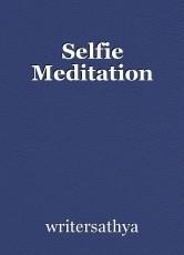 Selfie Meditation