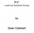 "7'1"" a satirical baseball fantasy"