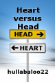 Heart versus Head