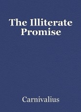 The Illiterate Promise