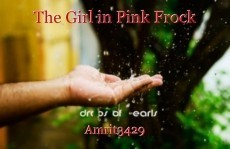 The Girl in Pink Frock