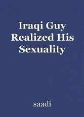 Iraqi Guy Realized His Sexuality