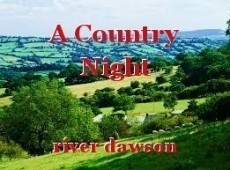 A Country Night