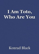 I Am Toto, Who Are You