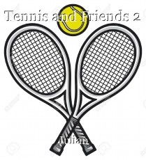 Tennis and Friends 2