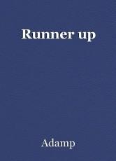Runner up