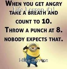 Life Lesson #1!