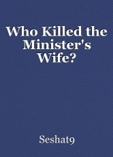 Who Killed the Minister's Wife?