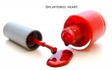 Splintered. Heart