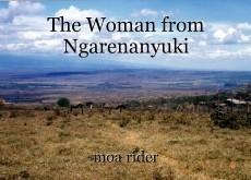 The Woman from Ngarenanyuki