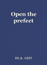 Open the prefect