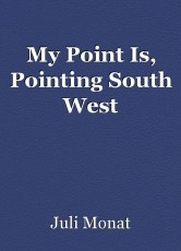 My Point Is, Pointing South West