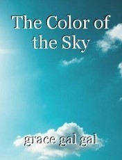 The color of the sky