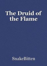 The Druid of the Flame