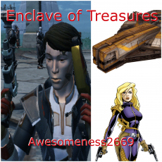 Enclave of Treasures