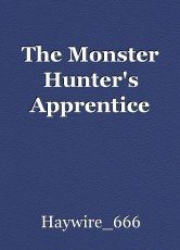 The Monster Hunter's Apprentice
