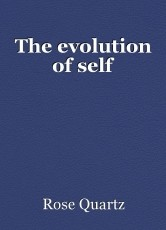 The evolution of self