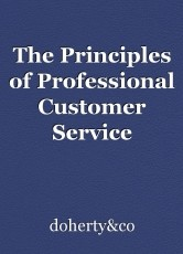 The Principles of Professional Customer Service