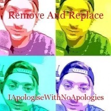 Remove And Replace