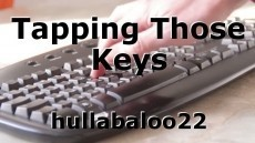 Tapping Those Keys