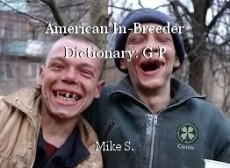 American In-Breeder Dictionary: G-P