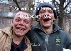 American In-Breeder Dictionary: Q-Z