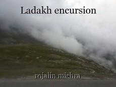 Ladakh encursion