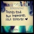 Dust Off Their Memories