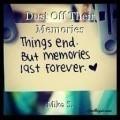Dust Off Their Memories