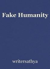Fake Humanity