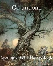 Go undone