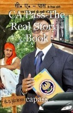 CA Pass The Real Story - Book