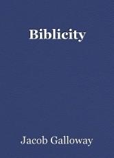 Biblicity