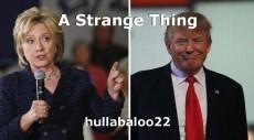 A Strange Thing