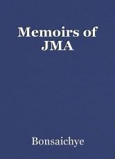 Memoirs of JMA