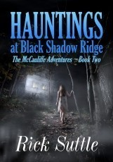 Hauntings at Black Shadow Ridge