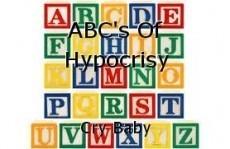 ABC's Of Hypocrisy