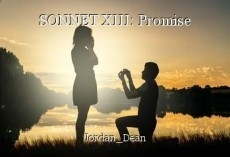 SONNET XIII: Promise