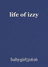 life of izzy