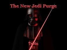 The New Jedi Purge