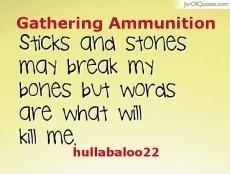 Gathering Ammunition