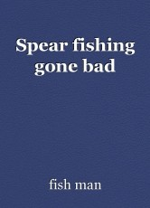 Spear fishing gone bad