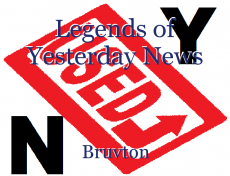 Legends of Yesterday News